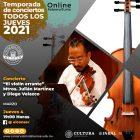 """Concierto """"El violín errante"""""""