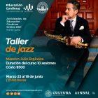 Taller de jazz