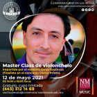 Master Class de violonchelo