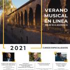 Verano Musical en Línea 2021