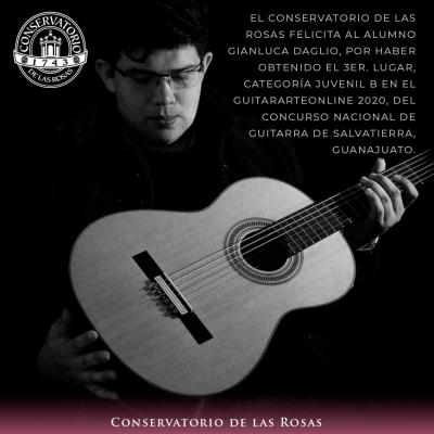 Conservatorio de las rosas felicitaciones